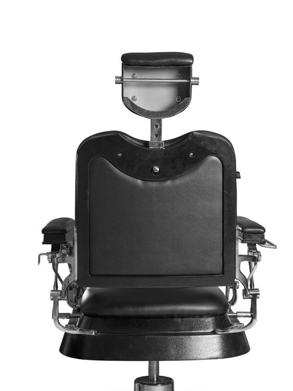 sillón barbero con portarrollos - Rizzoo