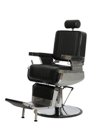 sillón de barbero vintage grateau