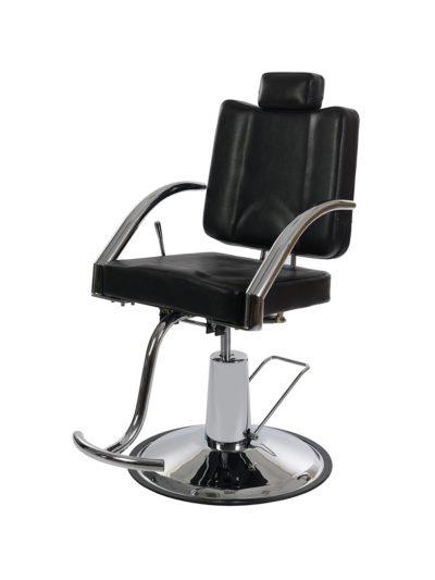 silla de corte y maquillaje