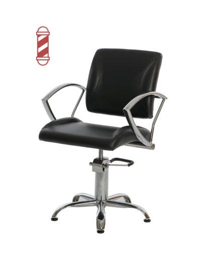 sillón de peluqueria base estrella